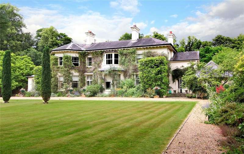 6 Bedrooms Detached House for sale in Badgemore, Henley-on-Thames, Oxfordshire, RG9