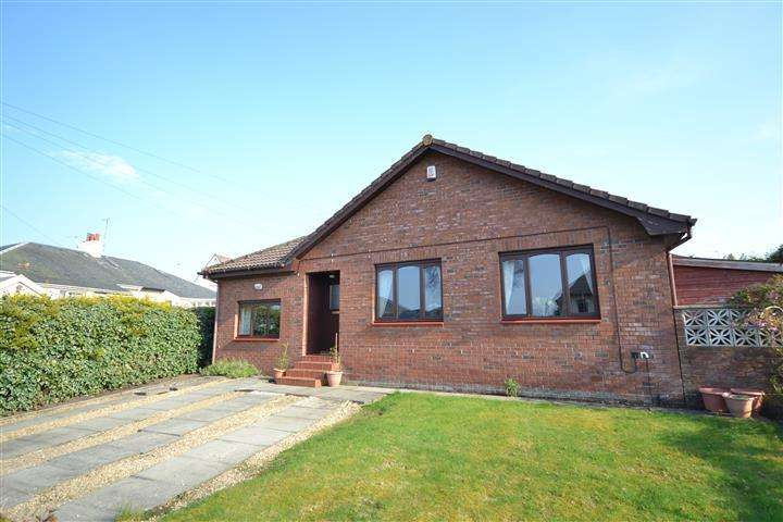 4 Bedrooms Detached Bungalow for sale in 48 Belmont Drive, Ayr, KA7 2LY