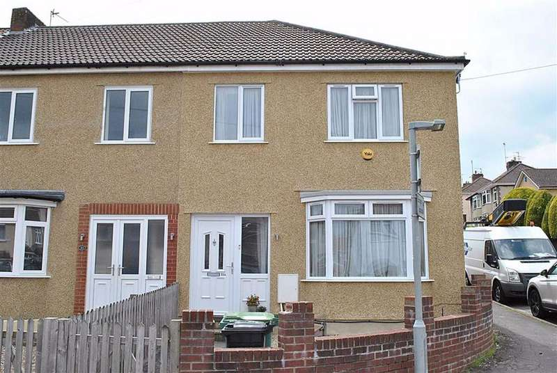 3 Bedrooms End Of Terrace House for sale in Southfield Avenue, Kingswood, Bristol