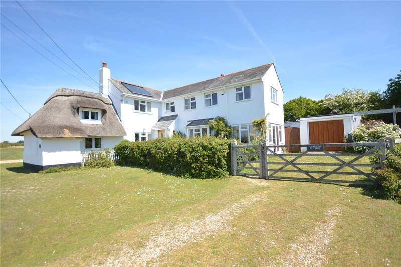 4 Bedrooms Detached House for sale in Main Road, East Boldre, Brockenhurst, Hampshire, SO42