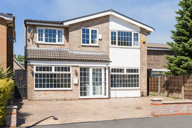 5 Bedrooms Detached House for sale in Craig Road, Stockport