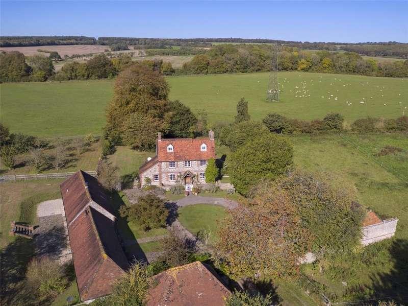 6 Bedrooms Detached House for sale in Selhurst Park, Halnaker, Chichester, West Sussex, PO18