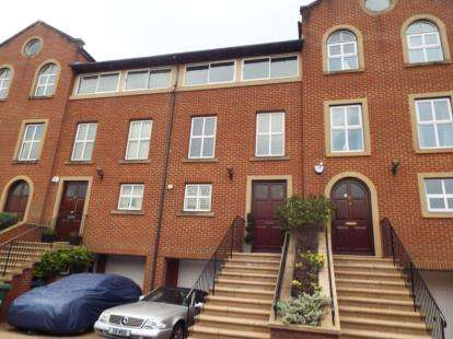 4 Bedrooms Town House for sale in Ocean Village, Southampton, Hampshire