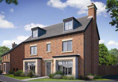 6 Bedrooms Detached House for sale in Heatherley Wood Alderley Park, Nether Alderley, Cheshire