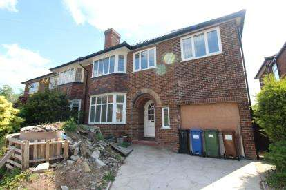 4 Bedrooms Semi Detached House for sale in Broadway Avenue, Cheadle, Cheshire, .
