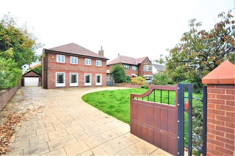4 Bedrooms Detached House for rent in Clifton Drive South, Lytham St Annes, Lancashire, FY8 1HG