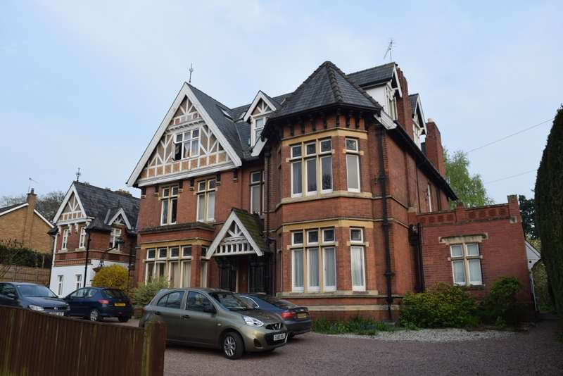 1 Bedroom Flat for sale in Flat 6 20 Aylestone Hill, Hereford, Hereford, Herefordshire, HR1 1HS