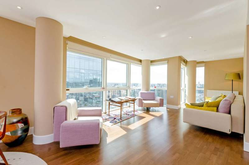 3 Bedrooms Flat for sale in Crawford Building, Whitechapel High Street, Aldgate, E1