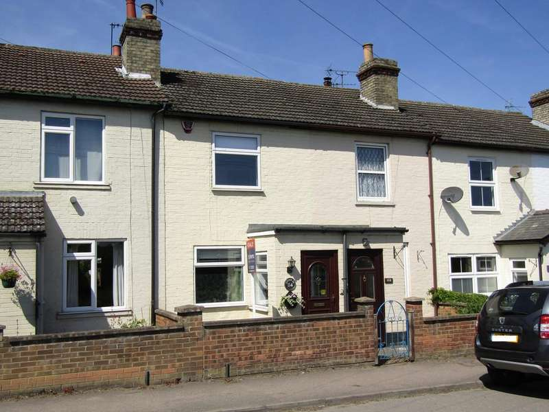 2 Bedrooms Cottage House for sale in Hitchin Road, Arlesey, SG15