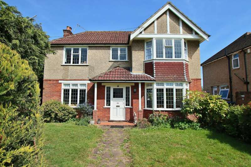 3 Bedrooms Detached House for sale in Stoneham, Southampton