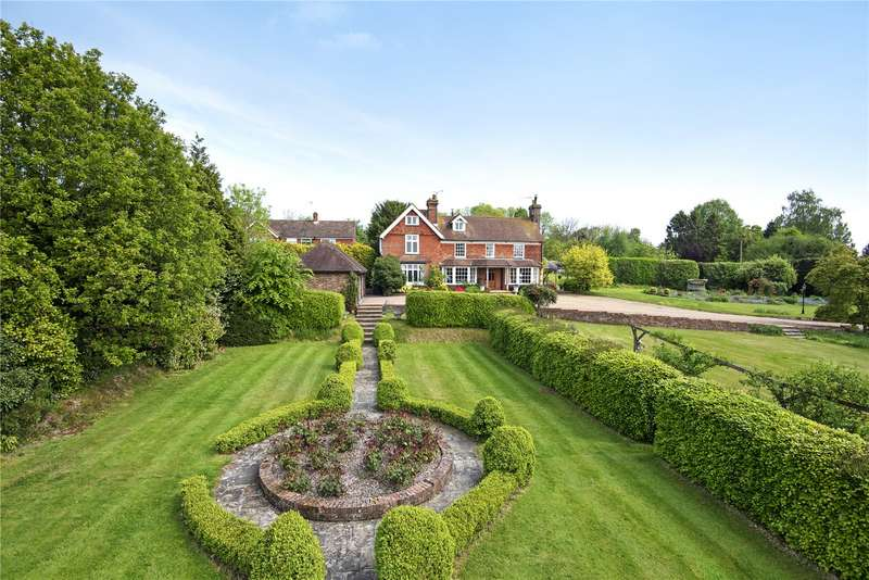 6 Bedrooms Detached House for sale in Howbourne Lane, Buxted
