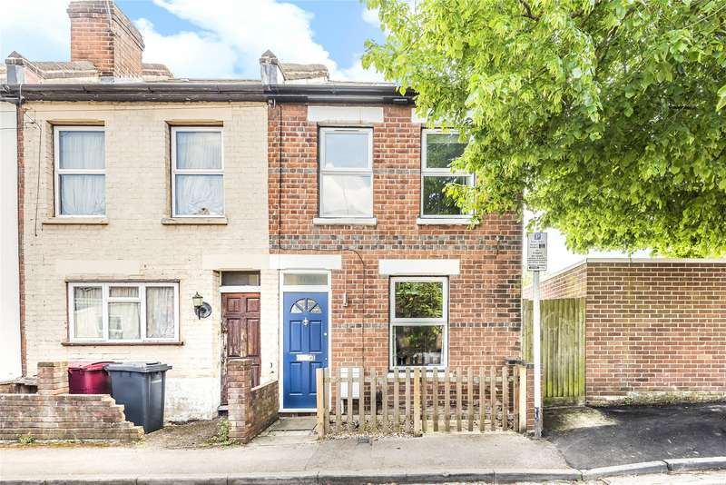 2 Bedrooms End Of Terrace House for sale in Cholmeley Place, Reading, Berkshire, RG1