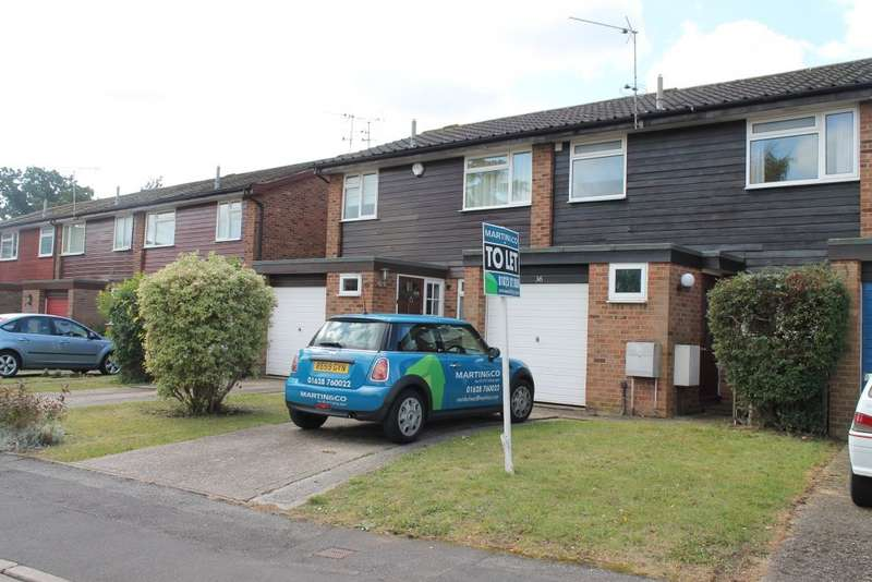 3 Bedrooms Terraced House for rent in MAIDENHEAD SL6