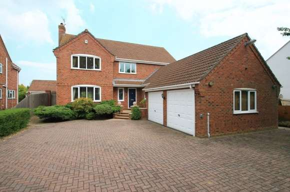 4 Bedrooms Detached House for sale in Mill Drove South, Cowbit