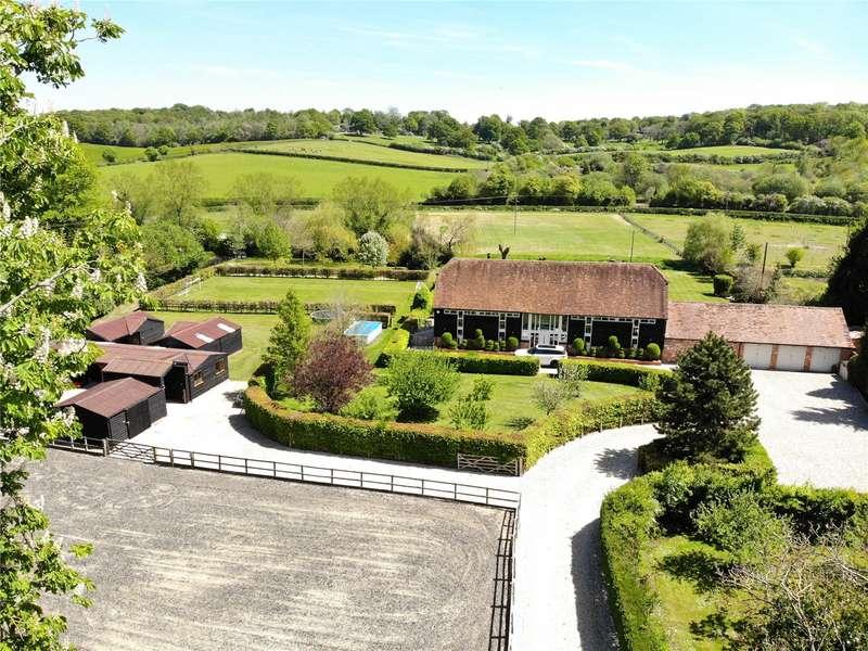 5 Bedrooms Property for sale in Parsonage Farm Barn, Frilsham, Berkshire