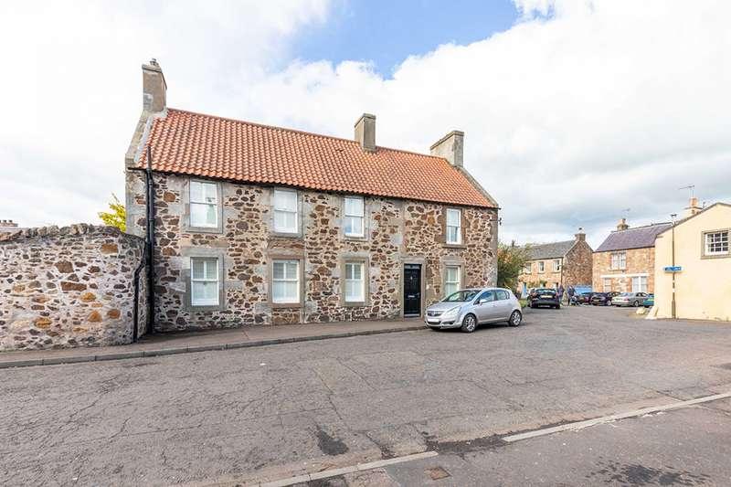 3 Bedrooms Detached Villa House for sale in Bridge Street, Haddington, East Lothian, EH41 4AU