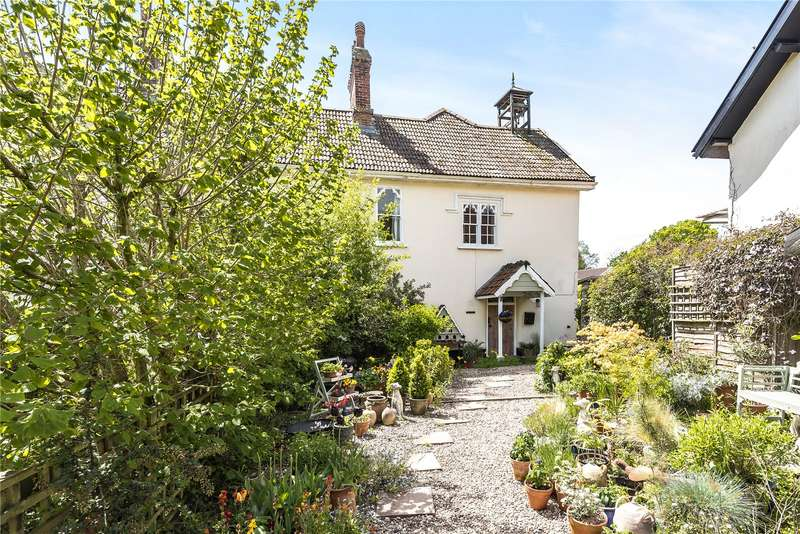 3 Bedrooms End Of Terrace House for sale in Buckerell House, Buckerell, Honiton, Devon, EX14
