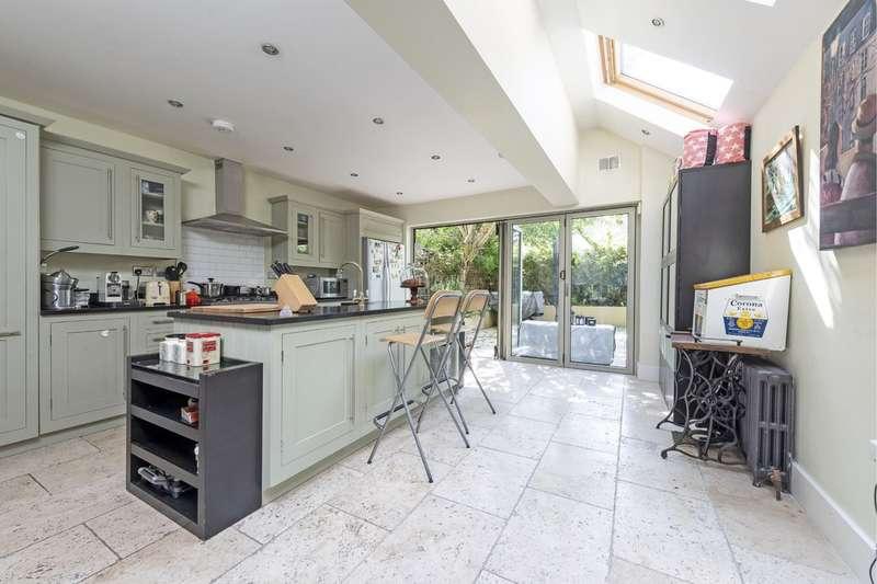 5 Bedrooms Terraced House for sale in Bramfield Road, London, SW11
