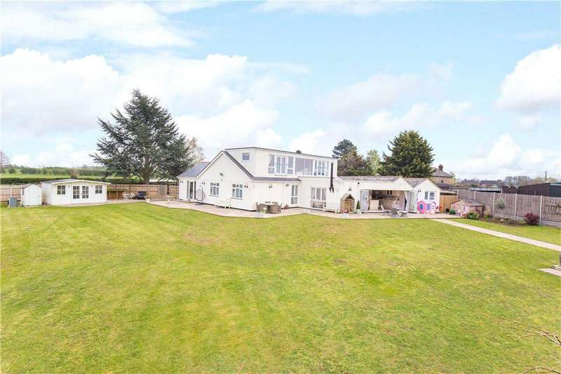 5 Bedrooms Detached House for sale in Flitton Hill, Flitton, Bedford, Bedfordshire
