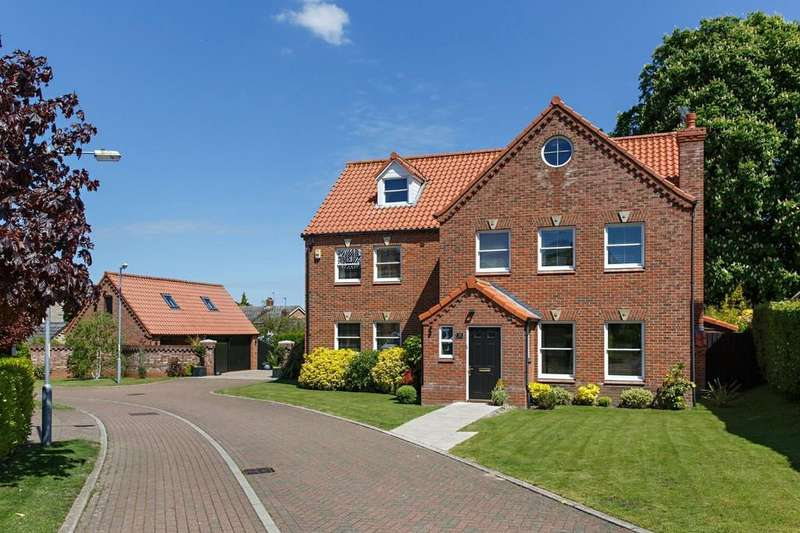 6 Bedrooms Detached House for sale in Appleacres, Old Catton