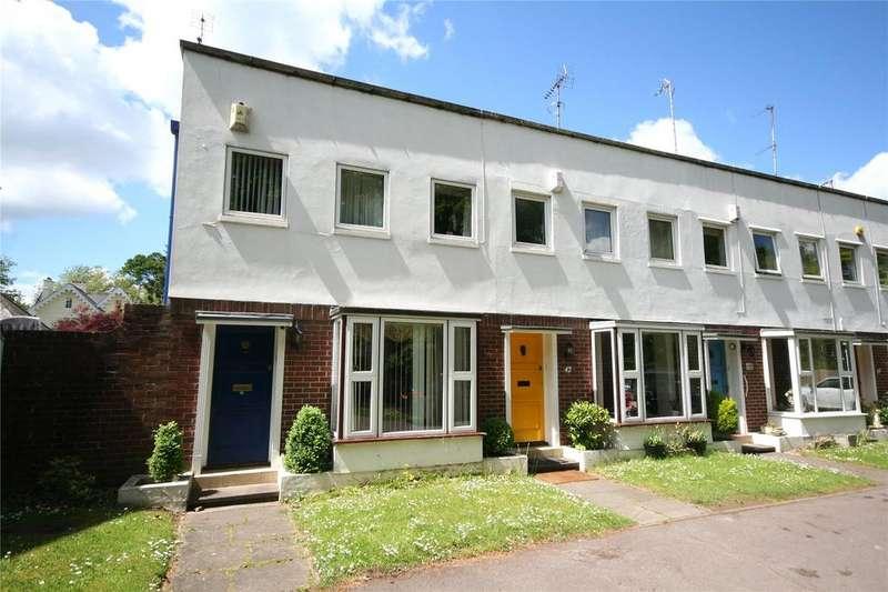 3 Bedrooms Town House for sale in Albert Road, Pittville, Cheltenham, GL52