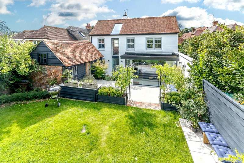4 Bedrooms Detached House for sale in Station Road, Kintbury, Hungerford, Berkshire