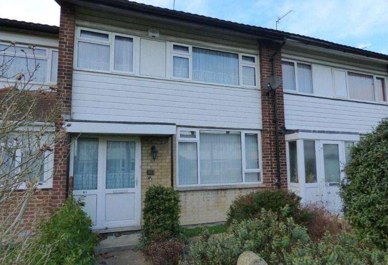 2 Bedrooms Terraced House for sale in Humber Way, Langley, SL3
