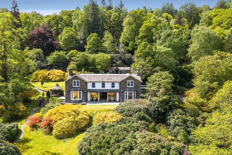6 Bedrooms Detached House for sale in The Wyke, Grasmere, Ambleside LA22 9PY