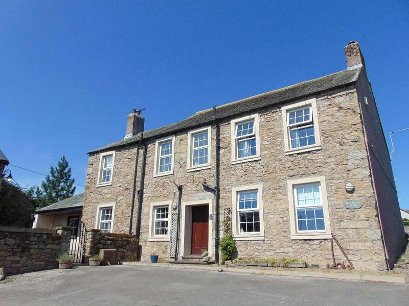 4 Bedrooms Detached House for sale in Broughton Hall, Great Broughton, Cockermouth, Cumbria, CA13 0YL