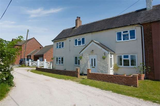 4 Bedrooms Semi Detached House for sale in Jacksons Lane, Etwall, Derby