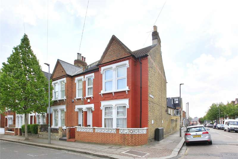 4 Bedrooms End Of Terrace House for sale in Cathles Road, Clapham South, London, SW12