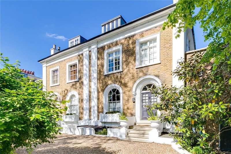 5 Bedrooms Terraced House for sale in Castelnau, Barnes, London