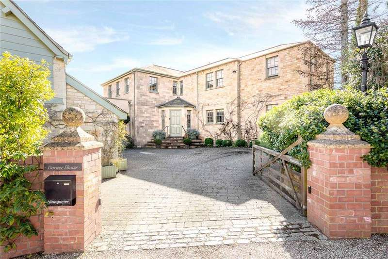 6 Bedrooms Detached House for sale in Charingworth, Winchcombe, Cheltenham, Gloucestershire, GL54
