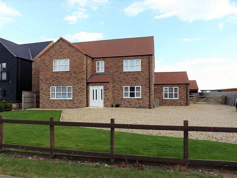 6 Bedrooms Detached House for sale in Main Road, Parson Drove, Wisbech