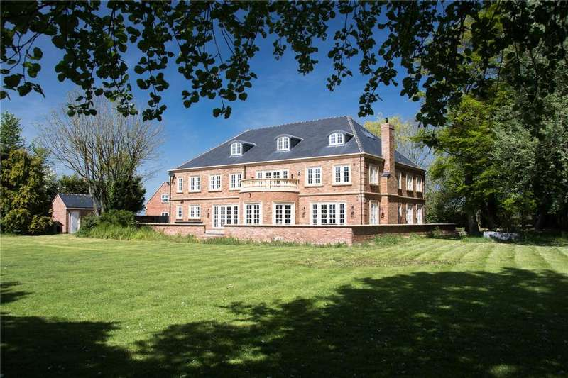 6 Bedrooms Detached House for sale in Misterton Grange, Cotesbach