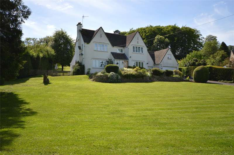 5 Bedrooms Detached House for sale in Convent Lane, Woodchester, Stroud, Gloucestershire, GL5