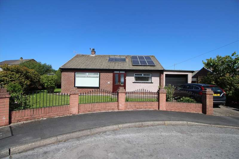 2 Bedrooms Detached House for sale in Moor Park, MILLOM
