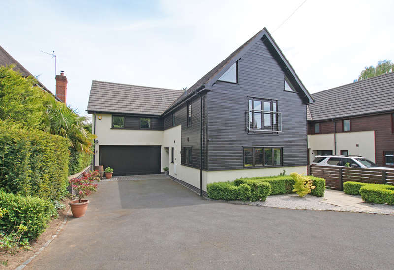 5 Bedrooms Detached House for sale in St. Catherines Road, Blackwell, B60 1BN