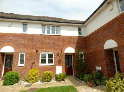 3 Bedrooms Terraced House for sale in Spires Gardens, Winwick, Warrington, Cheshire