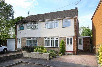 3 Bedrooms Semi Detached House for sale in Toll Bar Drive, Sheffield