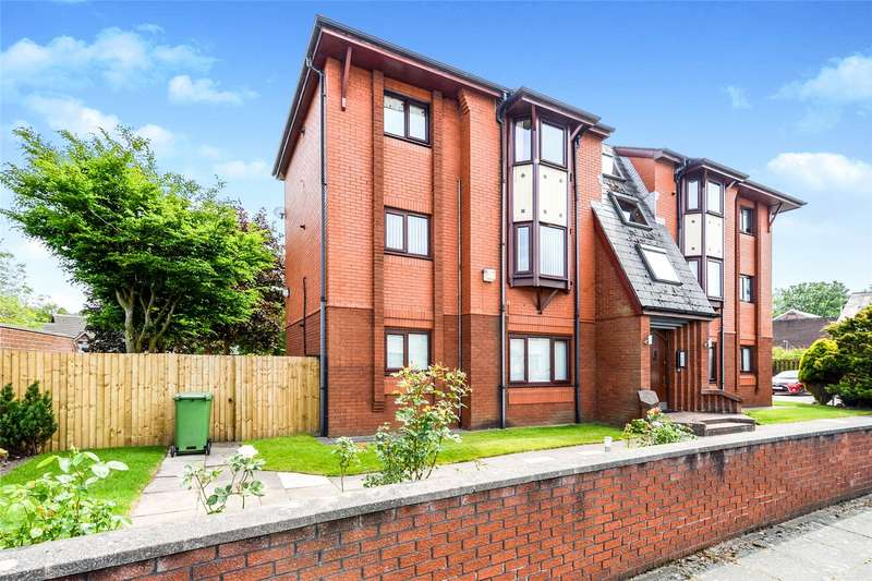 2 Bedrooms Apartment Flat for sale in Castle Keep, West Derby, Liverpool, L12