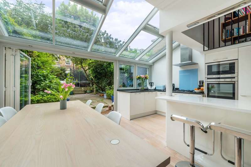 3 Bedrooms Flat for sale in Alexander Street, Notting Hill, W2