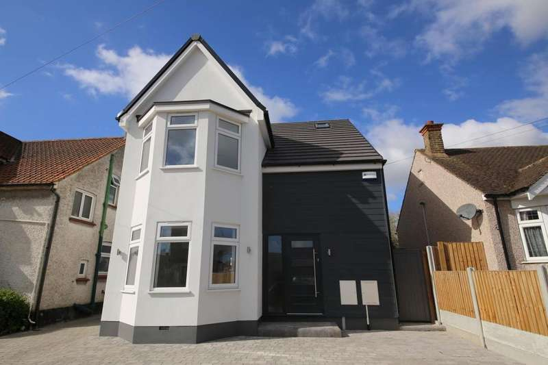 4 Bedrooms Detached House for sale in Caldwell Road, Stanford-Le-Hope, Essex, SS17