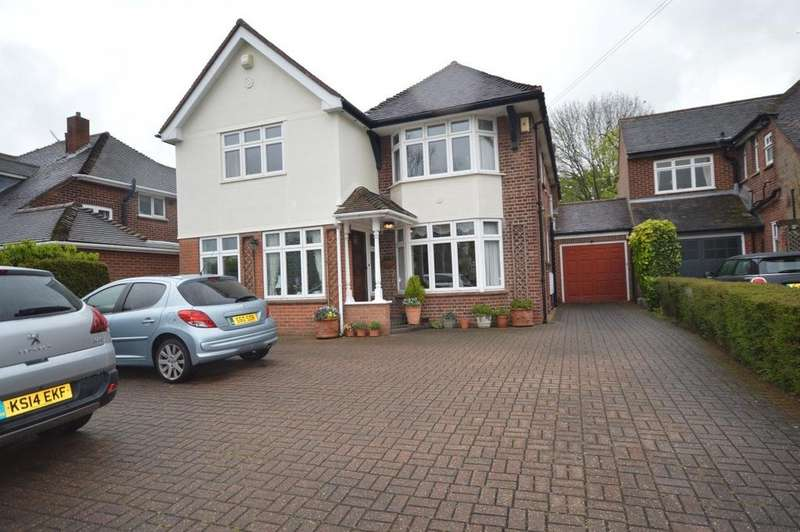 4 Bedrooms Detached House for sale in Galleywood Road, Chelmsford, CM2