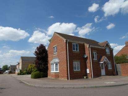 4 Bedrooms Detached House for sale in Brunel Drive, Biggleswade, Bedfordshire, England