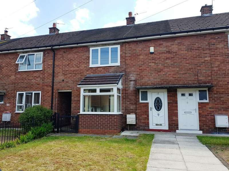 2 Bedrooms Terraced House for sale in Clifton Close, Heywood