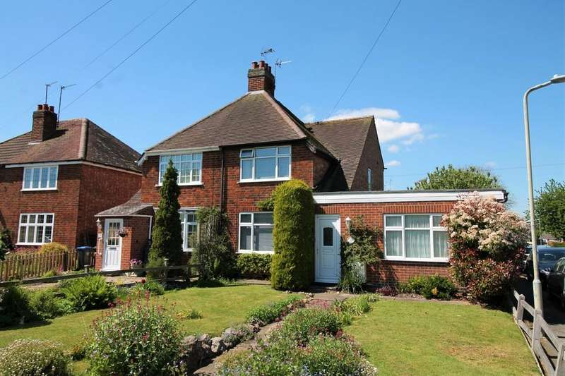 3 Bedrooms Semi Detached House for sale in Rectory Lane, Market Harborough