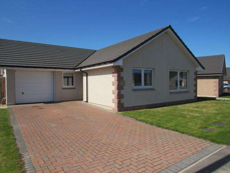 3 Bedrooms Bungalow for sale in Modern three bedroom bungalow for sale, Lochloy, Nairn