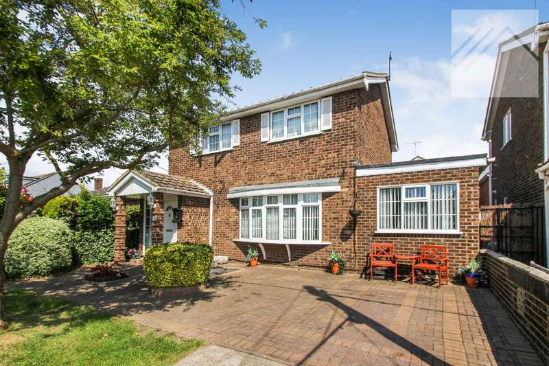 3 Bedrooms Detached House for sale in Strasbourg Road