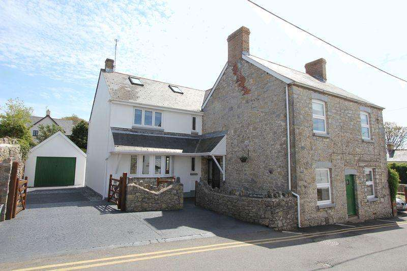 5 Bedrooms Detached House for sale in Colhugh Street, Llantwit Major
